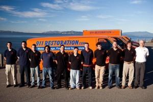 911 Restoration San Antonio Crew