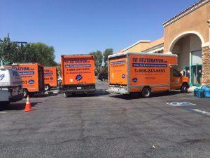 About 911 Restoration San Antonio